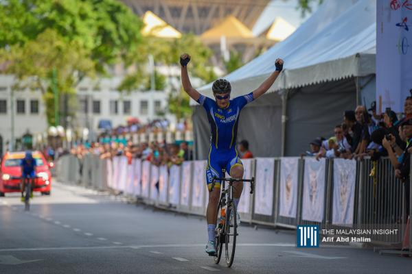 Fedorov surprise on opening day of Le Tour de Langkawi