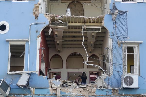 At least 137 dead in Lebanon blast