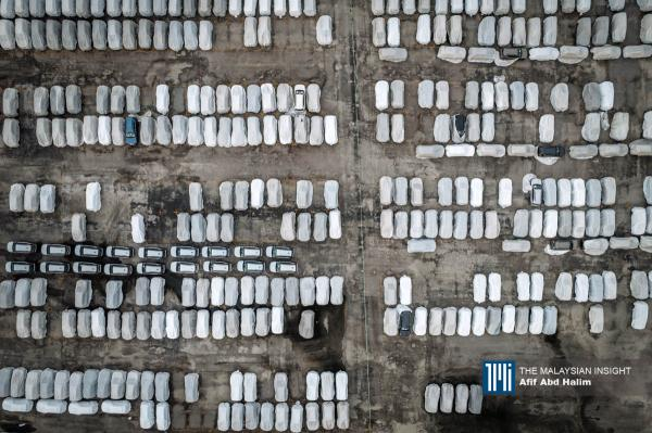 Covid-19 jejas industri automotif