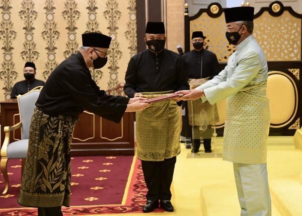 Ismail Sabri sworn in as 9th PM