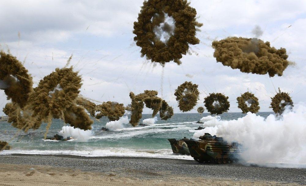 US and SKorea may cut back military moves due to coronavirus