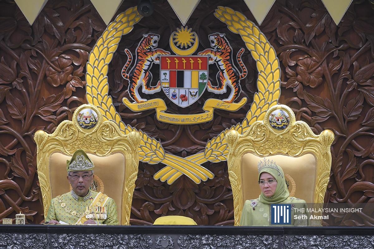立法是由国家元首、下议院和上议院三个机构组成,所以所有立法事务必须得到国家元首御准。(摄影:Seth Akmal)