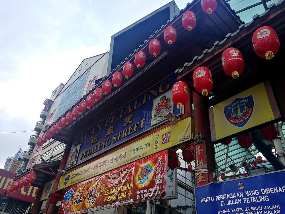 张吉安希望未来茨厂街可以成立文化遗产咨询委员会,通过街坊口述历史,在需要时可以提供资料、想法。(档案照:透视大马)
