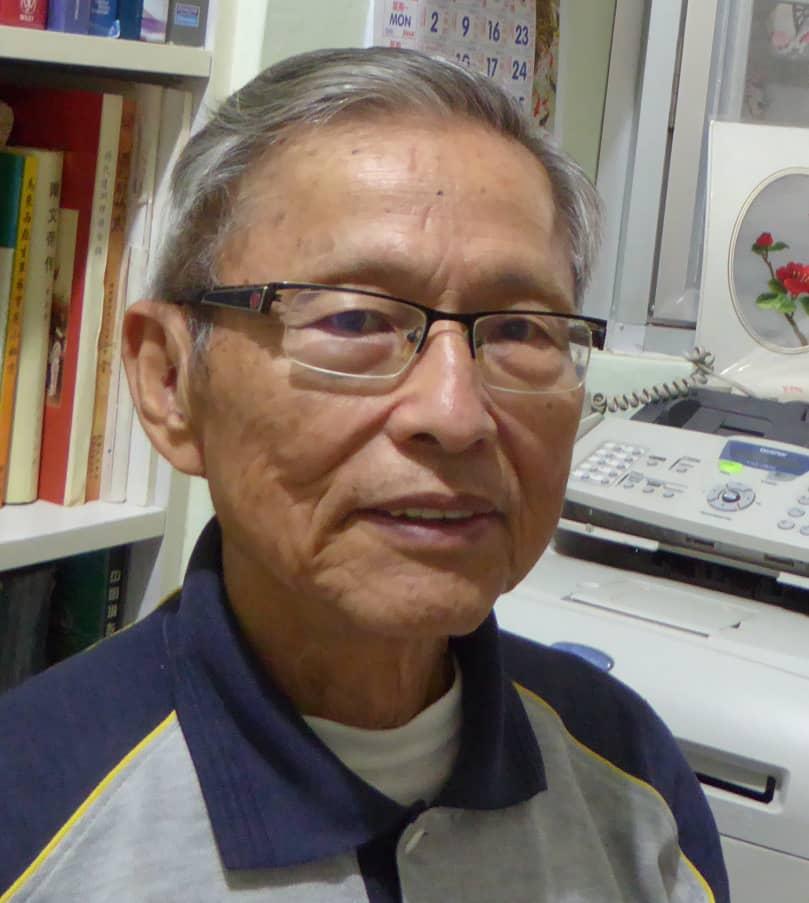 杨泉博士 (图:受访者提供)