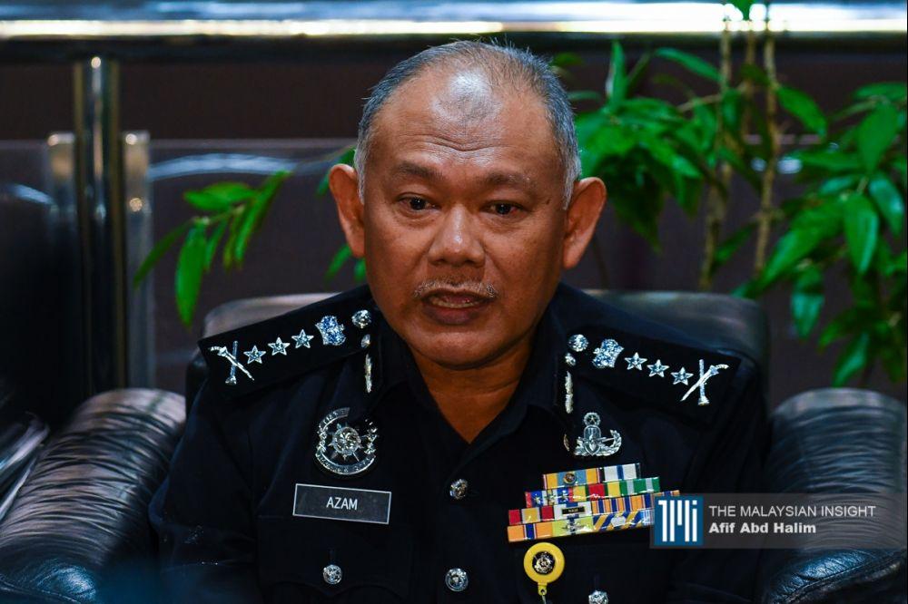 雪州总警长诺阿占驳斥警方向验尸官隐瞒慕吉拉惹苏死因的指控。(档案照:透视大马)