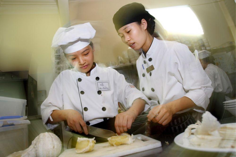 近年来,马来西亚企业有到柬埔寨发展,其中以餐饮业最多。(档案照:欧新社)