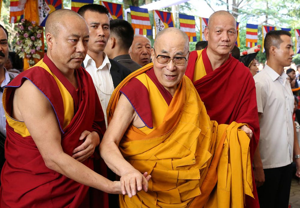Trump signs Tibetan Policy and Support Act amid Chinese outcry