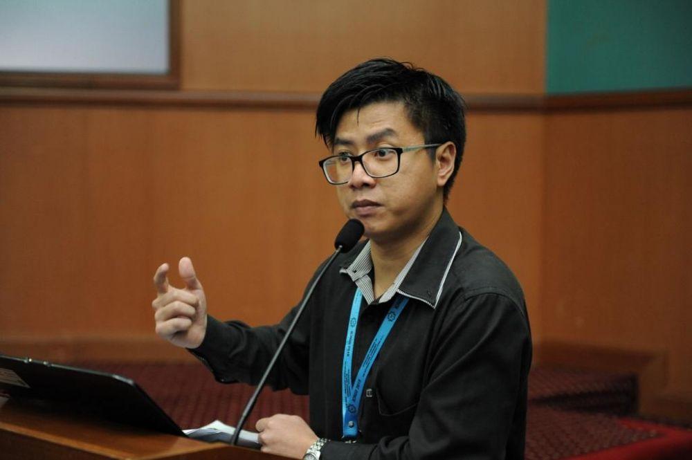 刘哲伟认为,巫统现阶段应该不会选择与国盟一拍两散,即使在其中条件未能达到的情况下 (图:受访者提供)