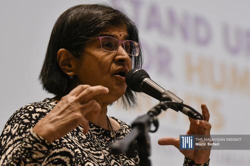 Retake reins of power, you have mandate, Ambiga tells Dr Mahathir
