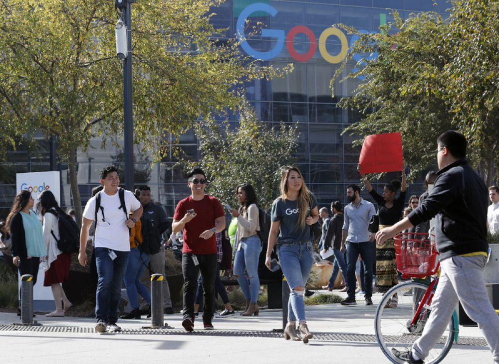 Google HR head steps away amid worker activism
