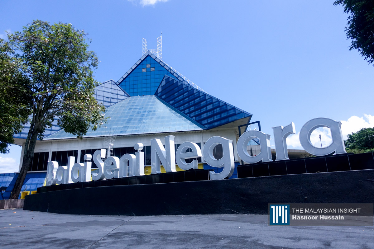 国家美术馆将协办双年展活动,双年展也是由国家视觉艺术发展局所举办。(档案照:透视大马)