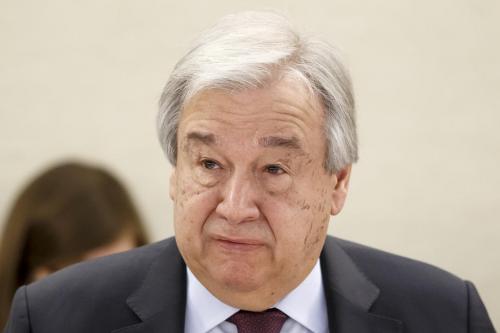 Human rights under assault worldwide, says UN chief