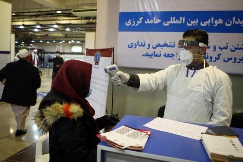 Afghanistan, Kuwait, Bahrain record first coronavirus cases