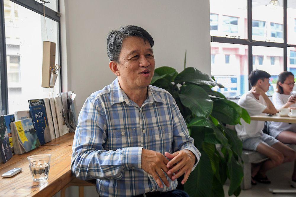 近年来,许友彬的小说通过各种渠道流传到新加坡、日本、韩国、美国、德国、澳大利亚等国家,被越来越多的小读者所喜爱。(图:透视大马)