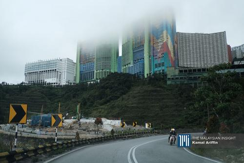 下阶段旅游泡泡 旅游部建议马六甲云顶刁曼岛