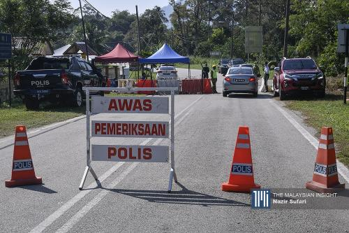 Covid-19 cases in Besut up 8-fold due to interstate travel