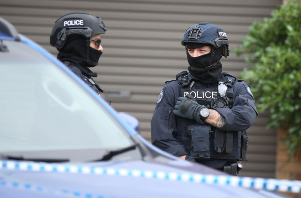 Stabbing Attack in Australia Leaves Several People Injured, Attacker Shot Dead