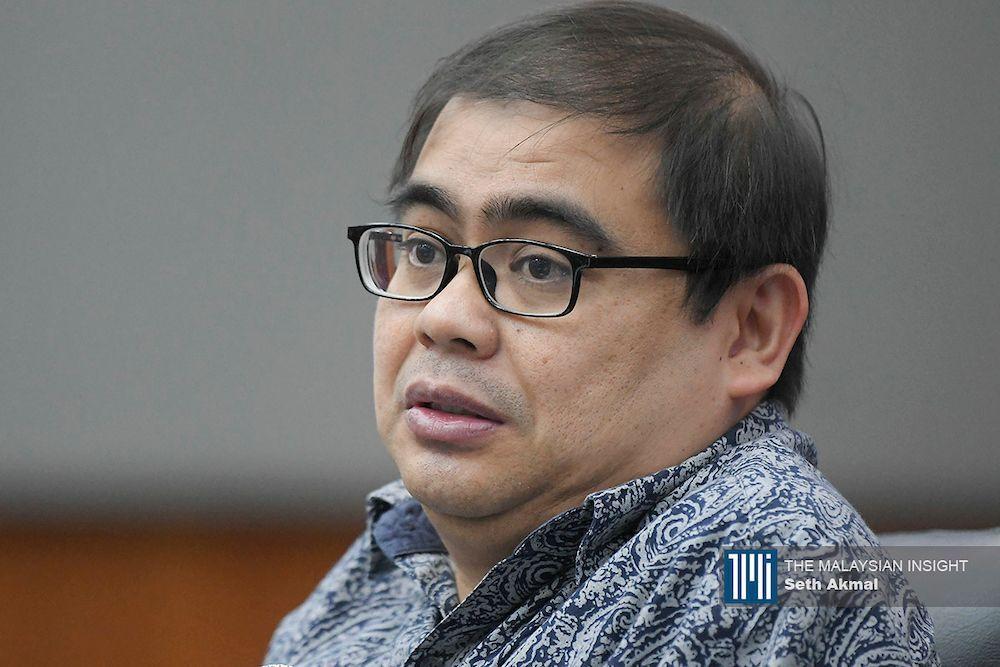 马来亚大学教授阿旺阿兹曼对纳吉在脸书的广受欢迎并不惊讶。(档案照:透视大马)