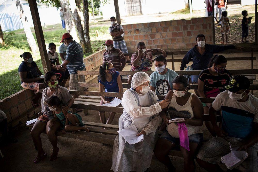 Brazil coronavirus death toll hits 27,878
