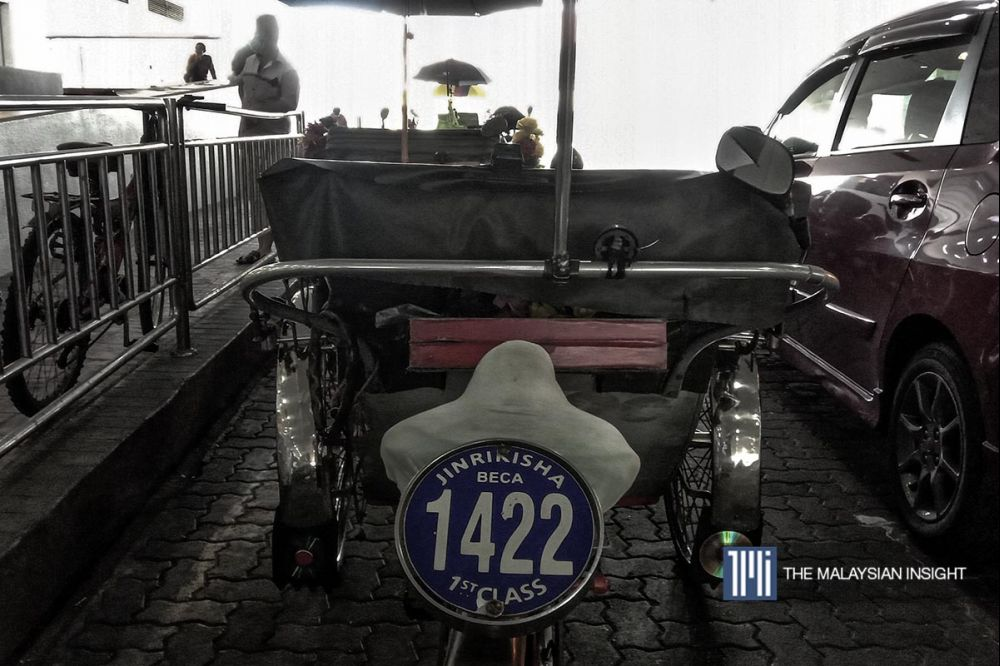 槟州政府于四月初时,提供500令吉现金援助给州内所有的三轮车夫。(图:透视大马)