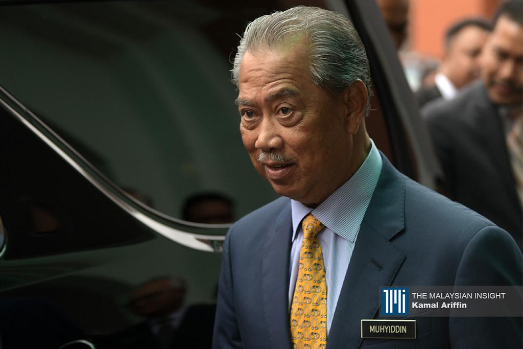 希盟执政以后,时任内政部长的慕尤丁同样没有展现魄力追查,马哈迪也对打击人口贩运一事缺乏兴趣。(档案照:透视大马)