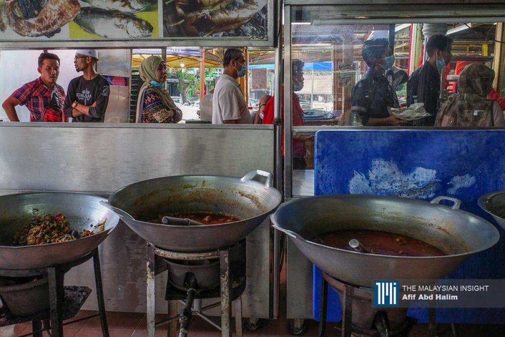 Pengusaha restoran berasa sukar untuk pulih disebabkan keadaan tidak menentu akibat Covid-19. – Gambar fail The Malaysian Insight, 1 September, 2020.
