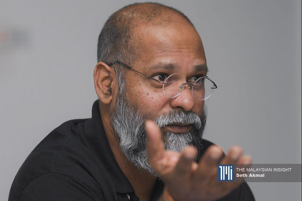 维斯瓦纳登也促请在官方机密法律下的全国总警长指令(IGSO),需要公诸于世。(摄影:Seth Akmal)