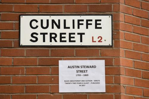 Liverpool addresses its slave trade past