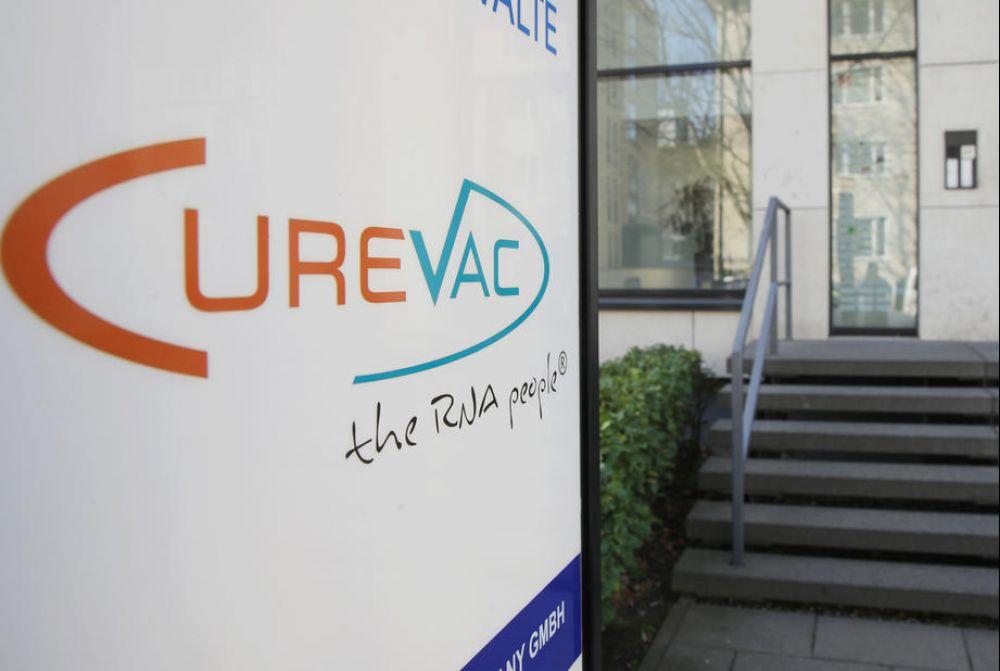 CureVac shares surge 175% in vaccine developer's Nasdaq debut