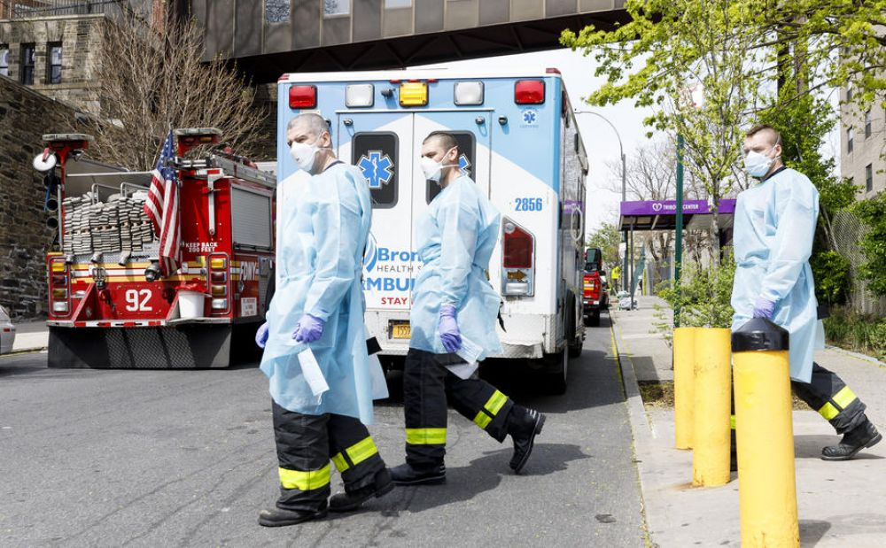 Is NYC going back into quarantine? The latest COVID-19 news