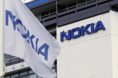 Nokia wins first UK deal since Huawei 5G ban