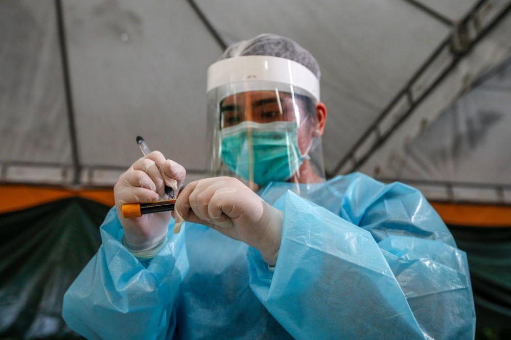 Covid-19 test caused brain fluid leak in US patient