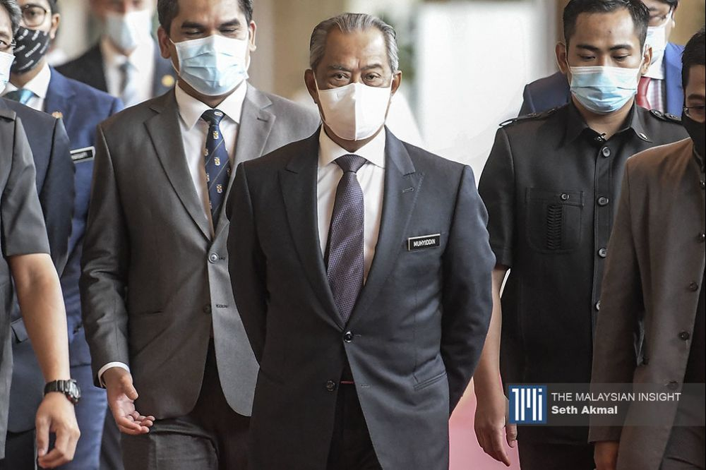 Prime Minister Muhyiddin Yassin's policies for economic recovery are already in place, so economists say it is unlikely Anwar would change them significantly, if he were to take office. – The Malaysian Insight file pic, October 12, 2020.