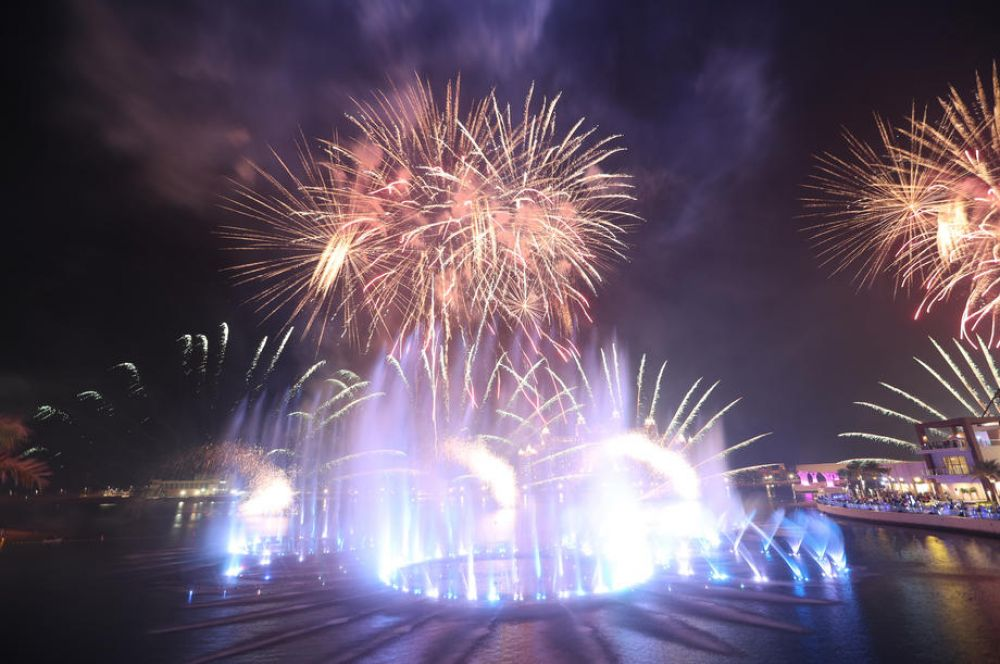 Dubai unveils world's largest fountain thumbnail
