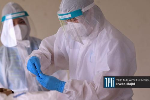 949名医护人员确诊 诺希山:社区感染占多数