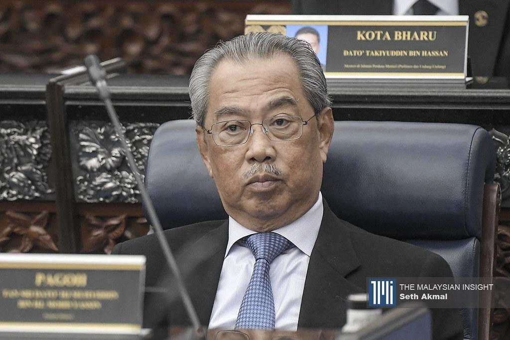 即便慕尤丁辞职,谁将任下一任首相?(档案照:透视大马)