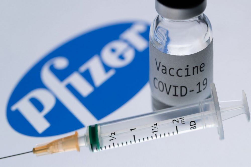 Historic US Covid vaccine campaign launches with convoy of trucks