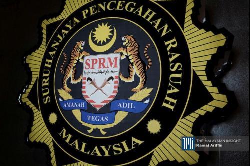SPRM tahan CEO anak syarikat kerajaan negeri Perak