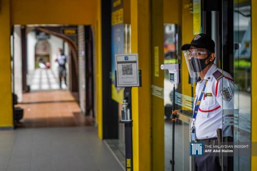 A pandemic emergency that is not about the pandemic