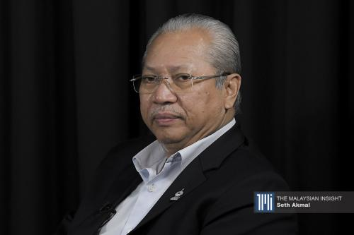 Forget DAP and stick with MCA, Annuar tells Umno