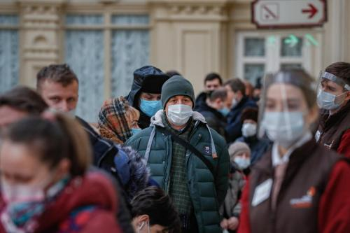 Moscow announces 'significant' easing of virus restrictions