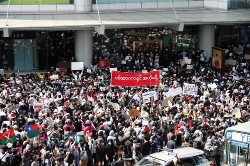 缅甸军方宣布停火期限 延长至8月31日
