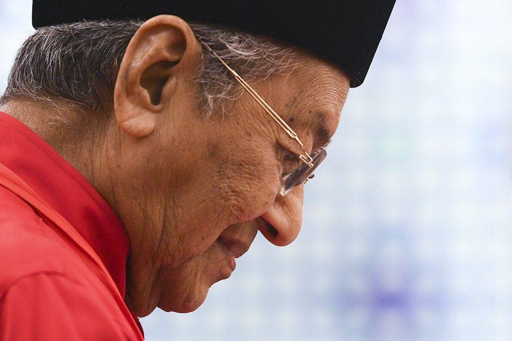 马哈迪是否能够和安华达致共识,成为了希盟能否重夺中央政权的关键之一。