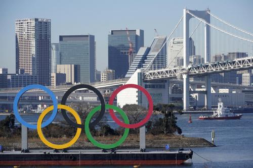 东京奥组委为确诊运动员预留300个房间