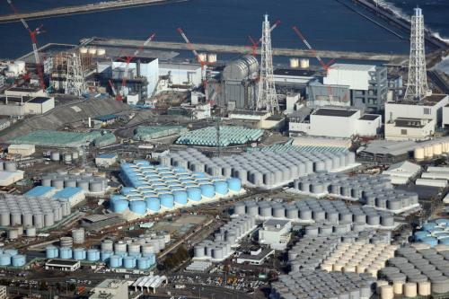 Japan to release treated Fukushima water into the sea