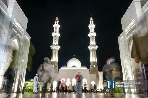 Salam Ramadan and keep the faith