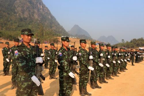 Myanmar coup raises opportunities for rebel groups