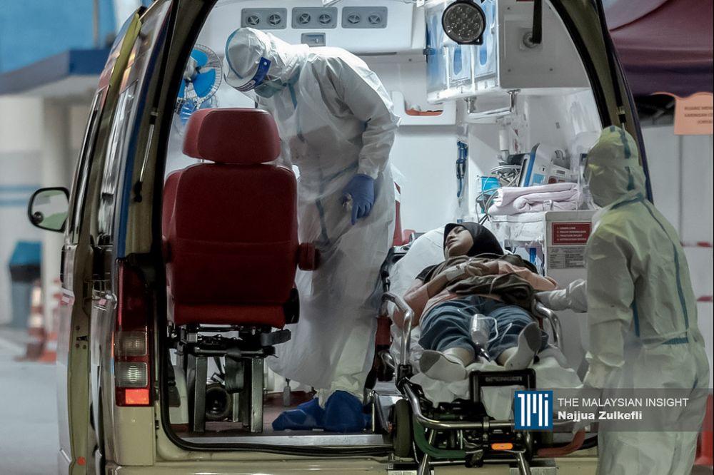 一群要求匿名的医生向《透视大马》说,无论是部门或大众皆没有从去年吸取经验。(档案照:透视大马)