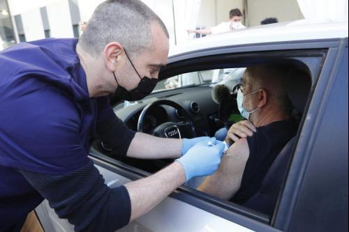 Sasaran vaksin 20 juta penduduk di Perancis berjaya