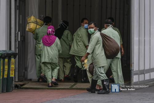 Situasi pusat kuarantin di Selangor makin mencabar, kata jabatan kesihatan